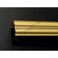 Карниз алюминиевый потолочный АМЕ23 бежевый металлик